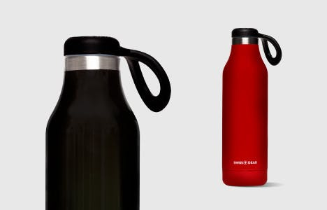 40% off water bottles with backpacks purchase!